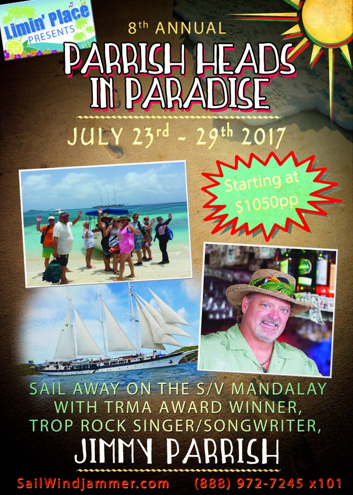 Parrot Heads in Paradise 2017